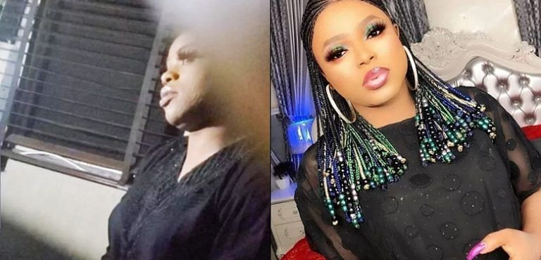 Bobrisky Declares That He Is Officially A Woman