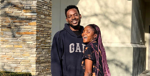 See How Singer Simi Exposed Her Husband Over A Tweet