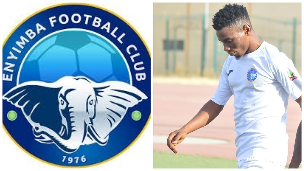Kidnappers Request For N20M Ransom For Enyimba's Dayo Ojo, Friend