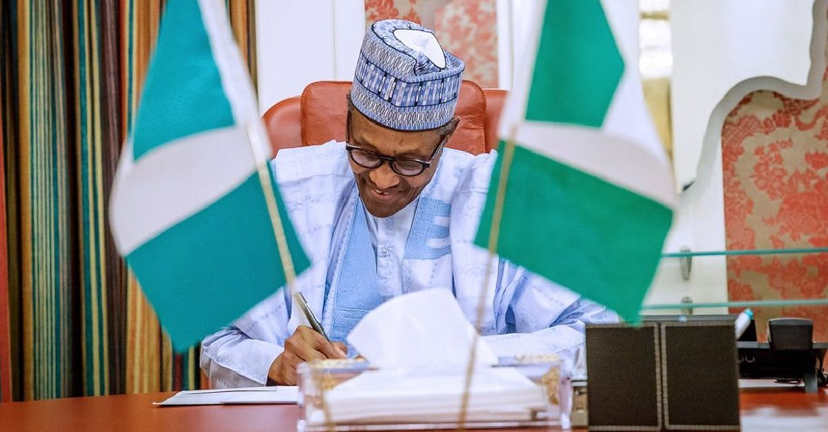 Buhari Releases Another N6.5B To Fight Coronavirus