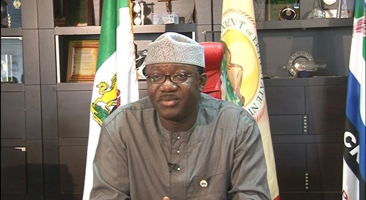 "68th Birthday: ""Tinubu Is A Political Colossus,"" Says Fayemi"