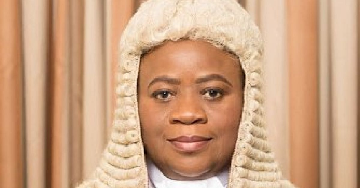 Buhari Appoints Justice Mensem As Acting Court Of Appeal President