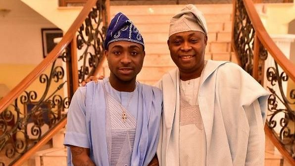 Davido Congratulates Dad As He Acquires Another Private Jet