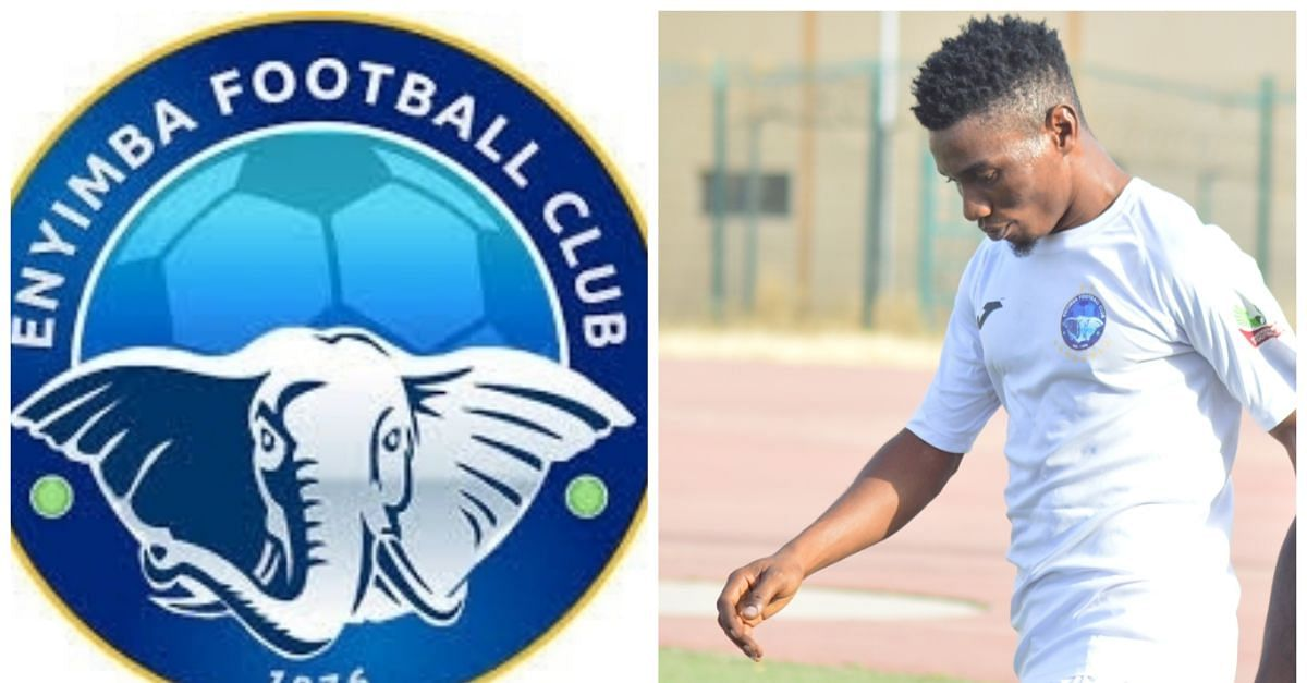 Enyimba Midfielder, Dayo Ojo, Colleague Regain Freedom From Kidnappers