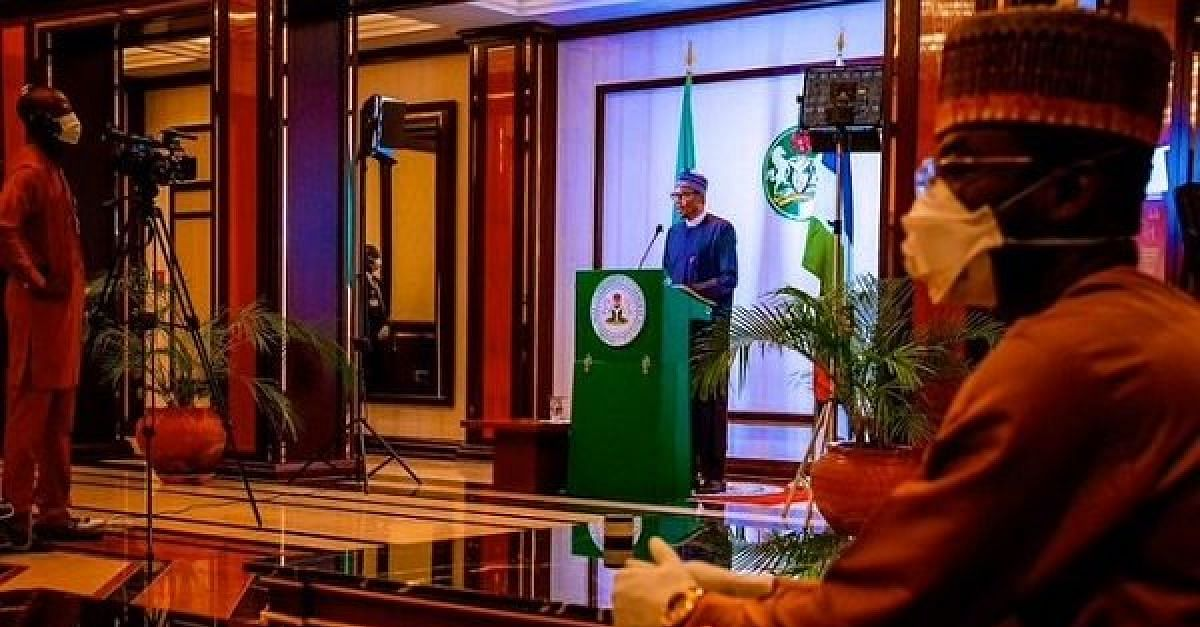 Coronavirus: Buhari Shuts Down Lagos, Abuja, Ogun For 14 Days