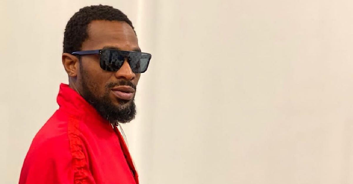 """Stay Strong,"" D'banj Motivates People In Hard Times"