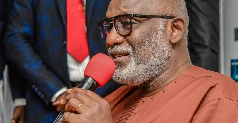 Akeredolu Shuts Down Markets, Malls And Shops For 7 Days