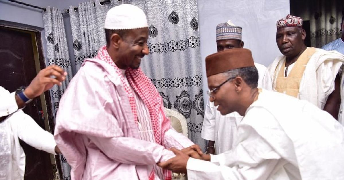 """Sanusi Can Go Anywhere, Even Kano,"" El-Rufai Says"