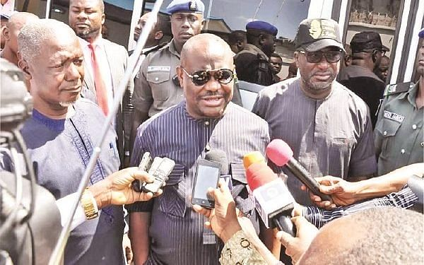 Wike To Lead Taskforce To Enforce Ban On Public Gatherings