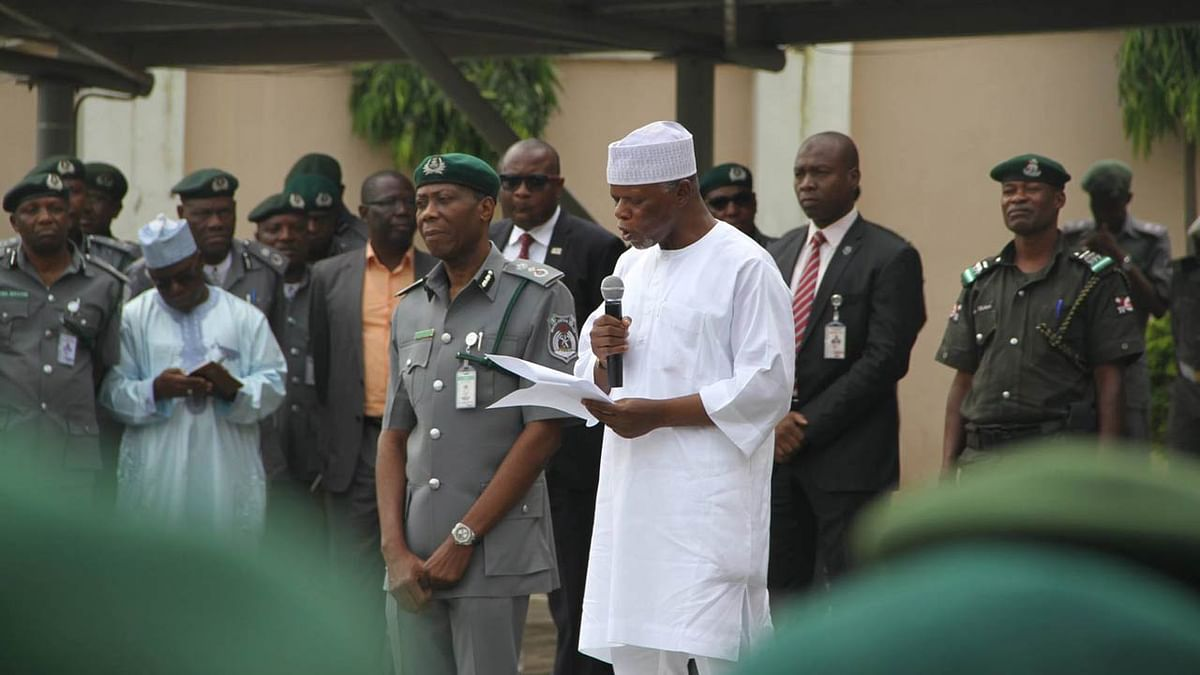 NCS Raises Alarm Over New Means Of Smuggling