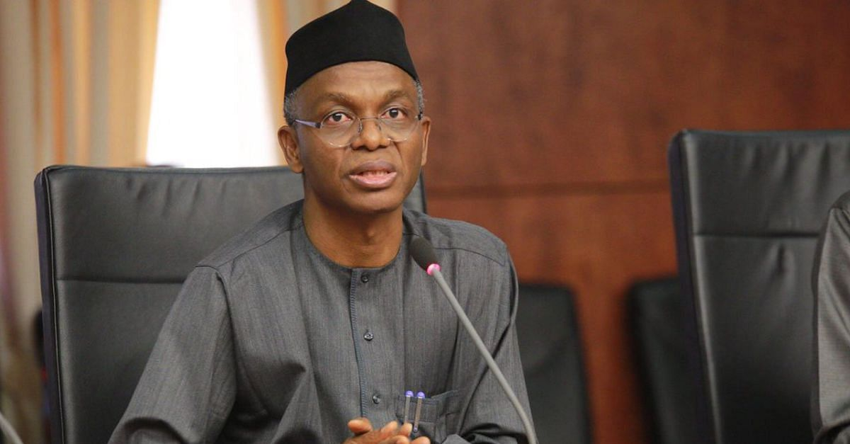 Kaduna State Governor, Nasir El-Rufai, Tests Positive For COVID-19