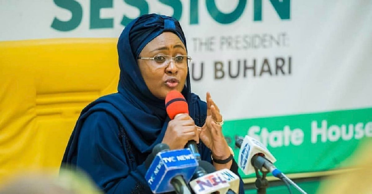 Buhari's Daughter Isolated After Returning From UK