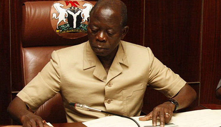Court Restrains Pro-Oshiomhole Group From Disrupting NEC Meeting