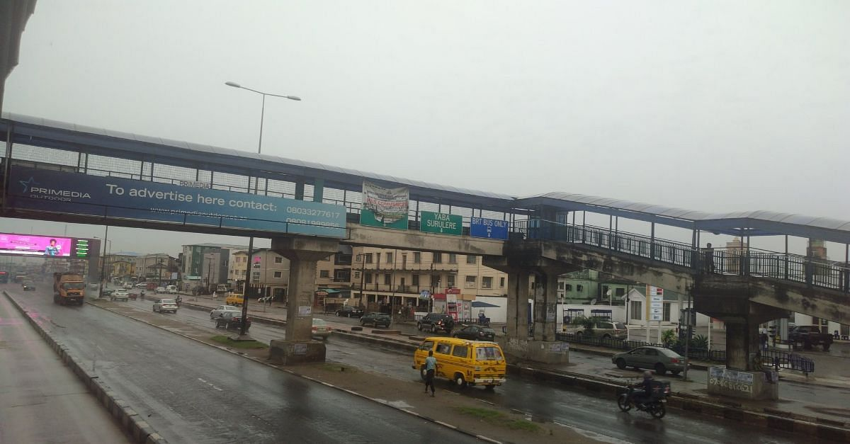 COVID-19: Fadeyi, Ikorodu Roads Are Deserted