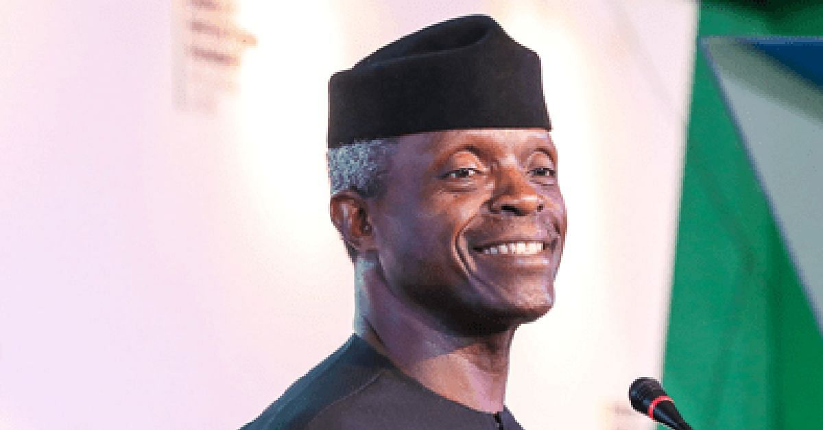 Coronavirus: Osinbajo Tests Negative