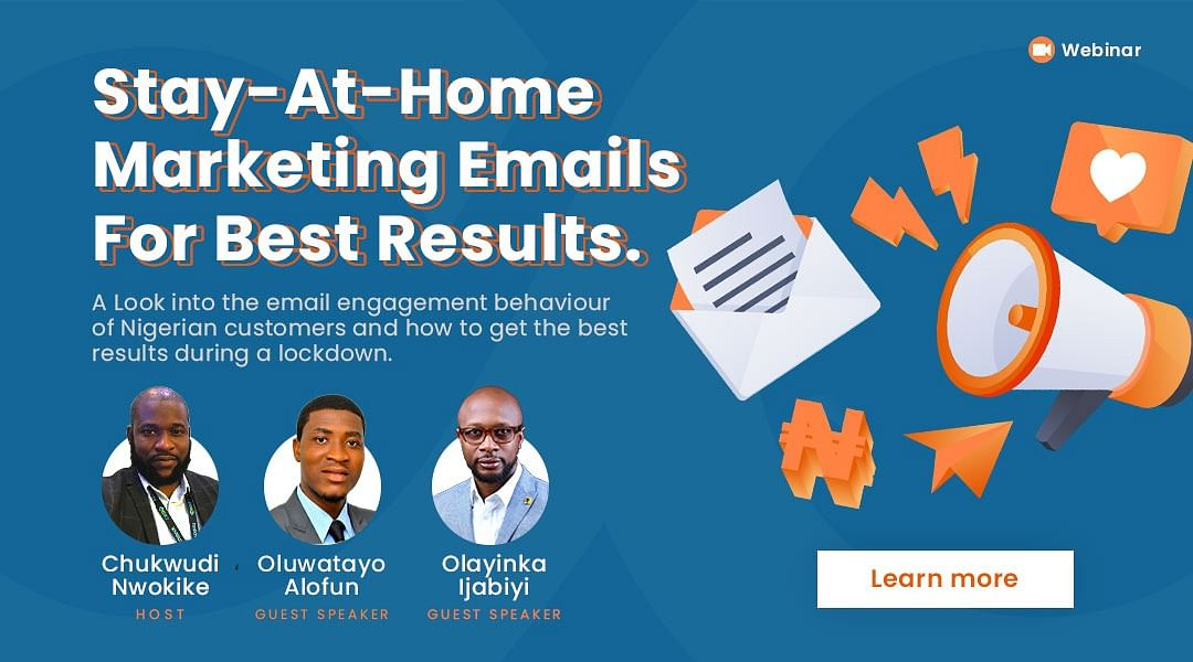 Webinar: Stay-At-Home Marketing Emails For Best Results