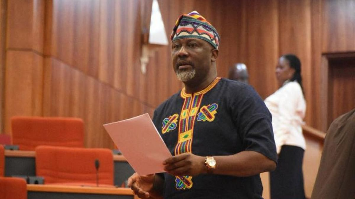 Dino Melaye Explains Isolation, Quarantine And Total Lockdown To Followers