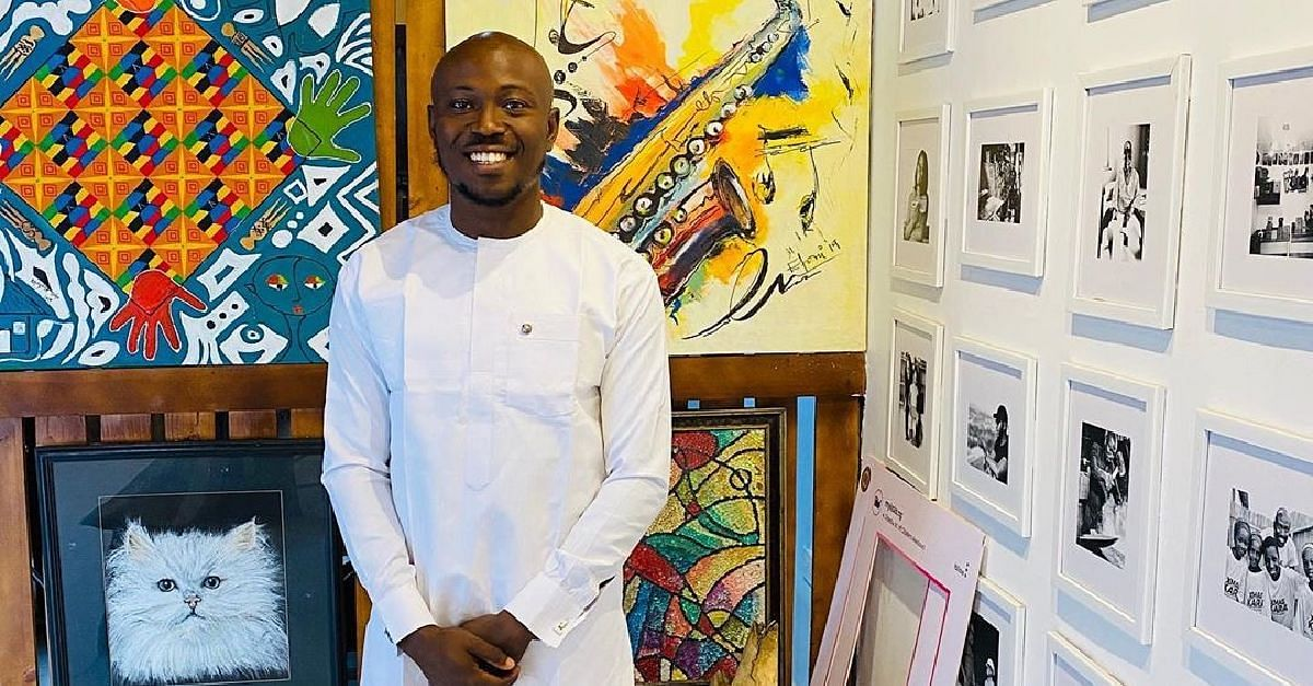 Rufai Ayooluwa Of MyKolo Reveals The Inspiration Behind His Business