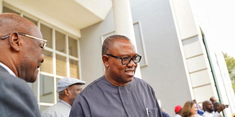 I Did Not Donate N1 Billion To Coronavirus Fund - Peter Obi