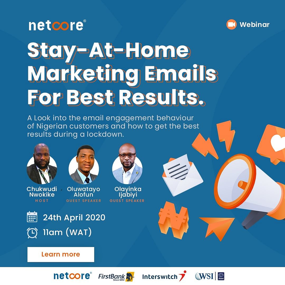 Stay-At-Home Marketing Emails For Best Results
