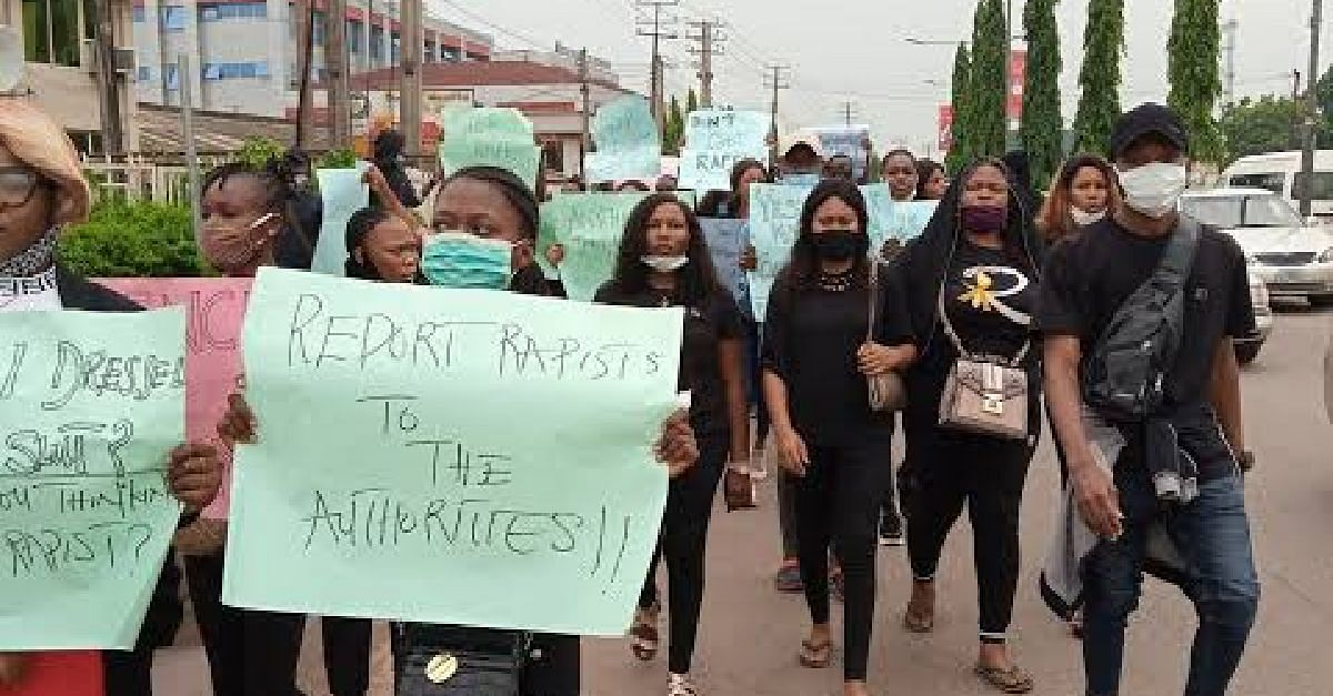 3 Ways Women Can End The Rape Culture In Nigeria