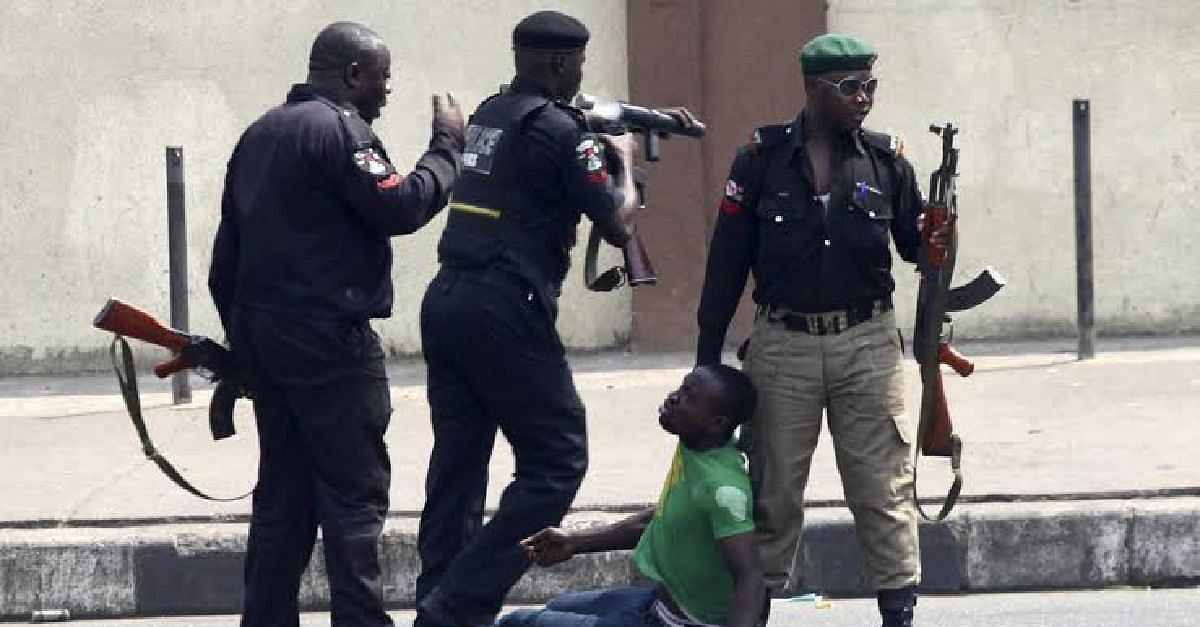 "Police Brutality: Are Nigerian ""Officers Of The Law"" Above The Law? (Opinion)"