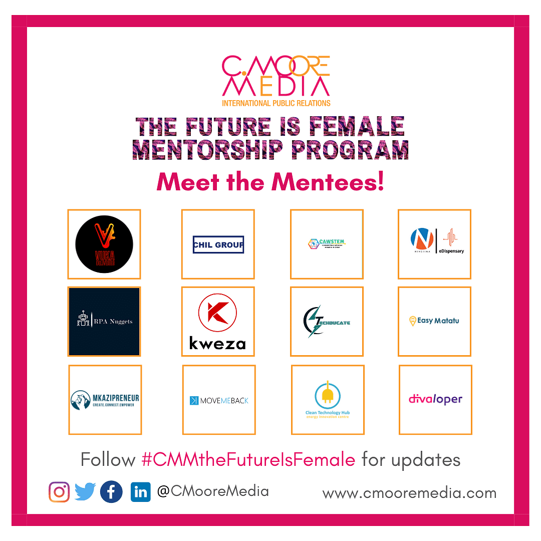 The Future is Female Mentorship Program