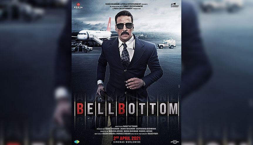 Bollywood thriller 'Bellbottom' marks Covid-hit film shoot global milestone