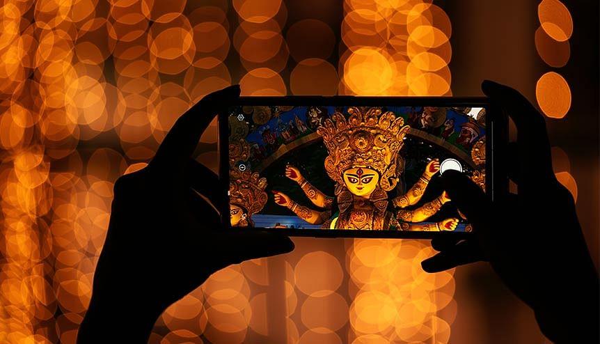 FaithTech Series: Durga Puja takes on virtual reality in London