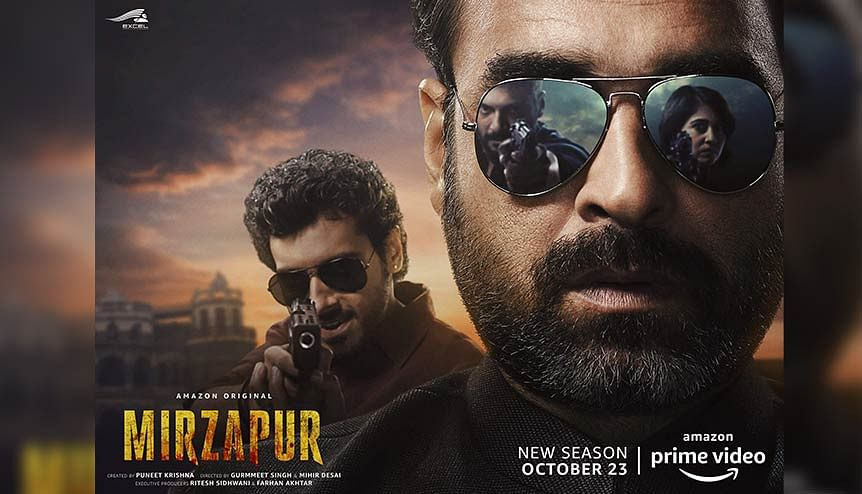Indian crime drama 'Mirzapur' back for new season with more plot twists