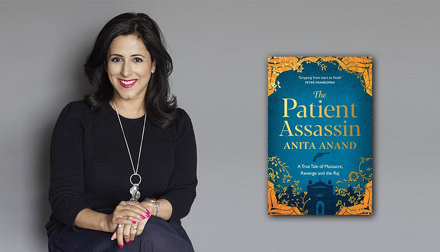 British Indian author Anita Anand shortlisted for history prize