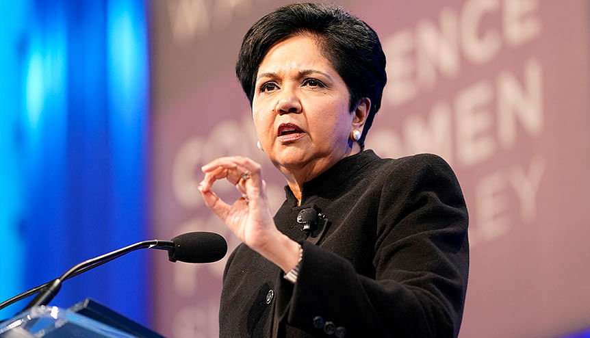 Indra Nooyi joins Prince William on his new Earthshot Prize mission