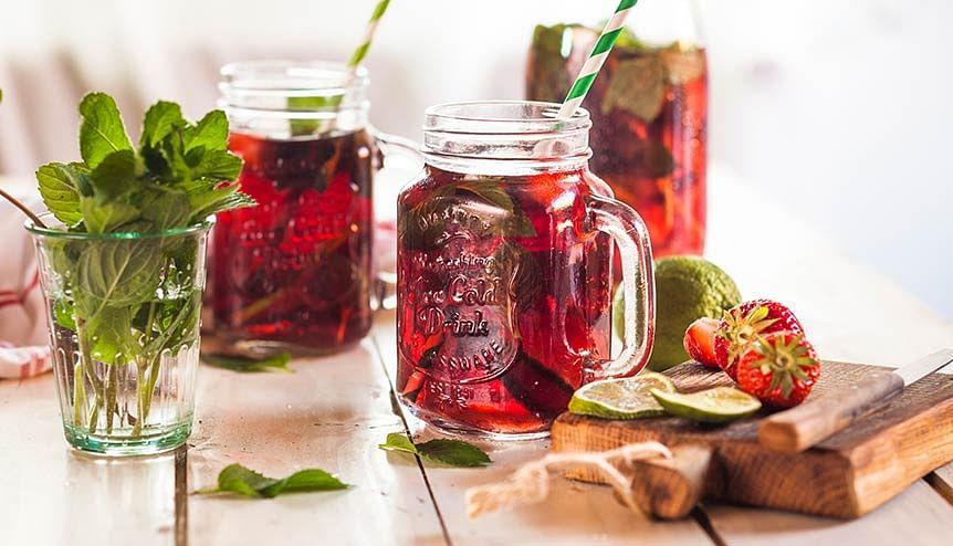 Flavanol, found in tea & berries, could help lower blood pressure