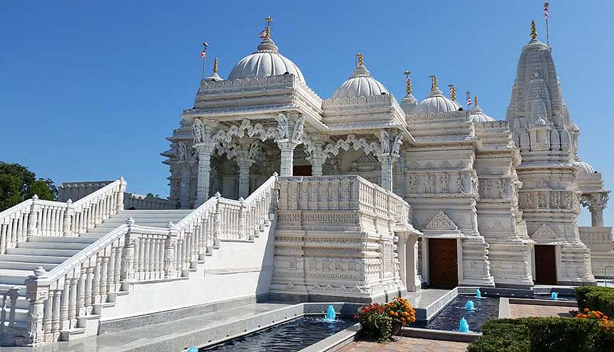 Neasden Temple in Oxford University tie-up to support Covid-19 trial