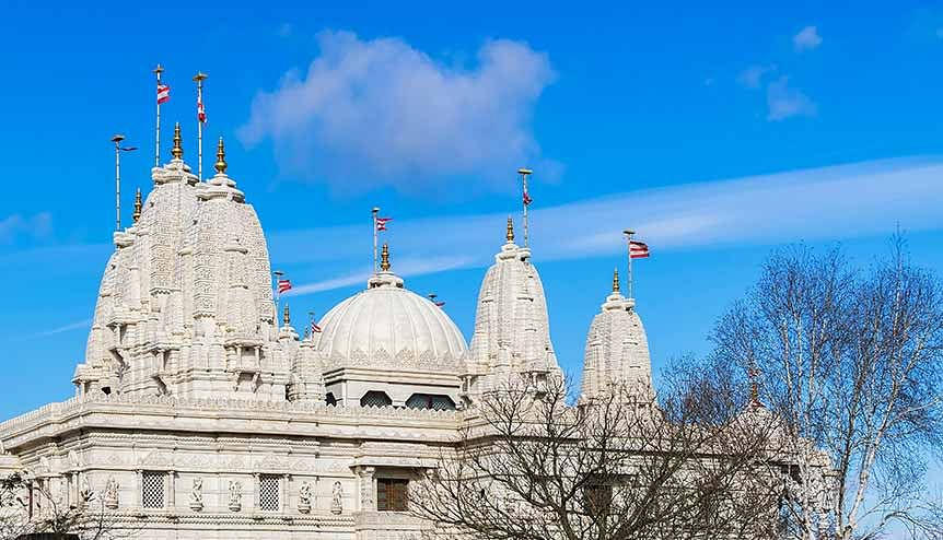 FaithTech Series: Neasden Temple to carry on 25th anniversary celebrations over Diwali