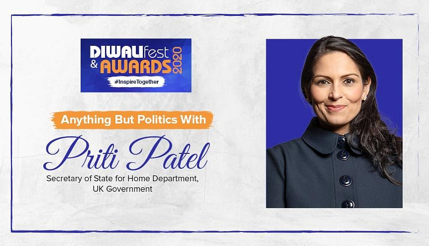 Diwali may be different this year but still all about family: Priti Patel