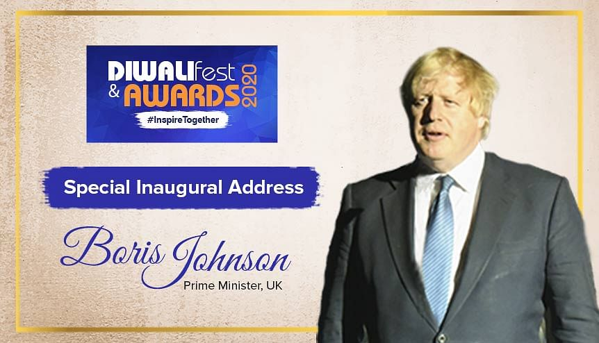I have been blown away by community spirit, can-do attitude this Diwali: Boris Johnson