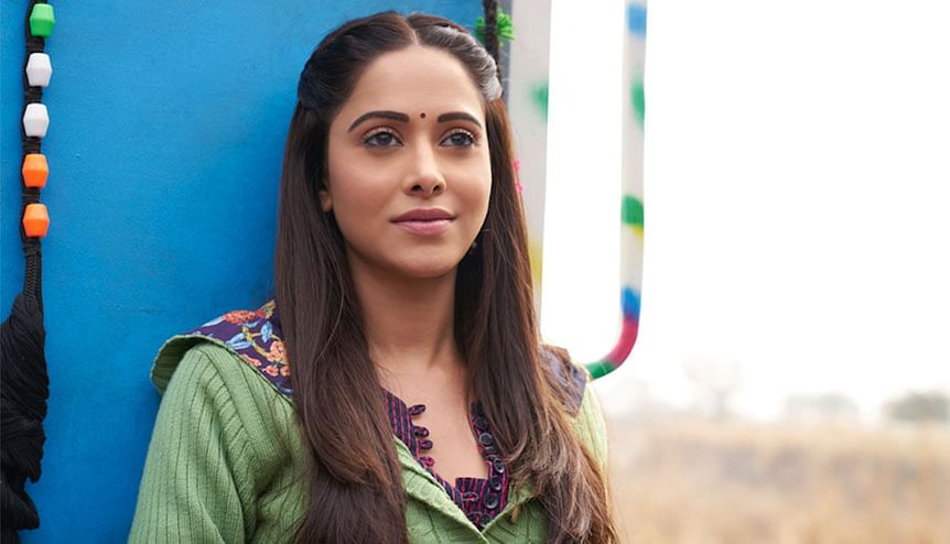 Actress Nushrratt Bharuccha reveals her first leap for 'Chhalaang' release
