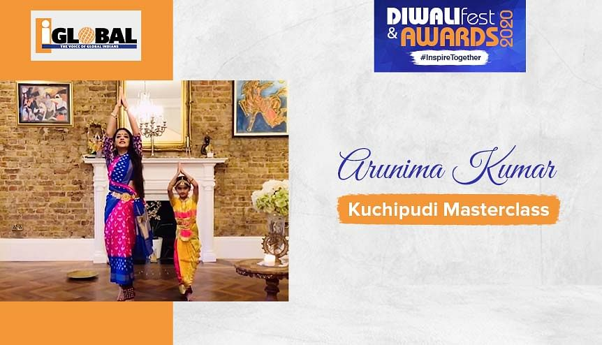 An ancient Indian dance-drama in some easy steps with Arunima Kumar