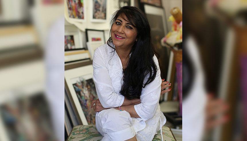 Punjabi Liverpudlian artist to unveil glittery Tate Britain installation for Diwali