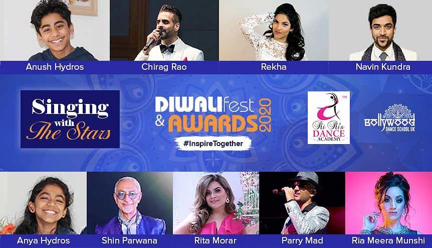 'iGlobal' Diwali Concert: Navin Kundra headlines a star-studded show