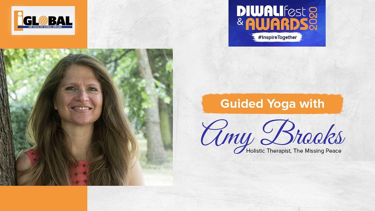 For Amy Brooks, Yoga is magic