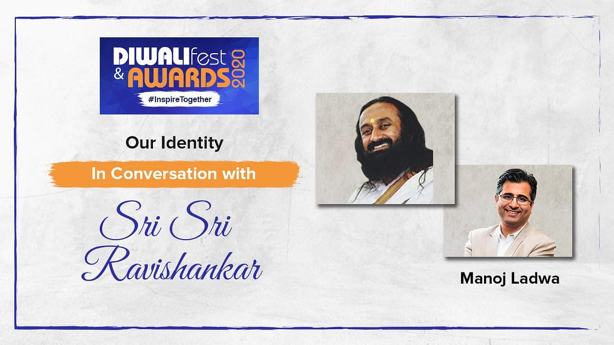 Our basic identity is being One universal spirit: Sri Sri Ravi Shankar
