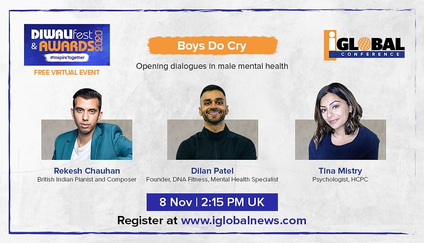 Boys Do Cry: 'iGlobal' opens up dialogues on mental health
