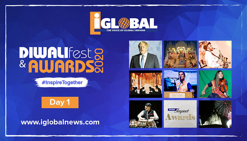 #InspireTogether: Meet some of the stars behind 'iGlobal' DiwaliFest2020