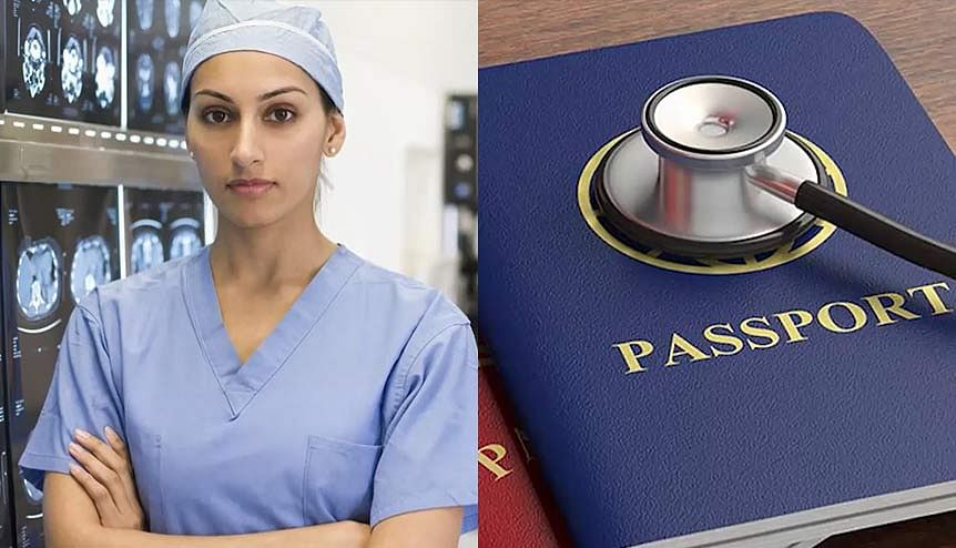 UK extends work visas for overseas doctors, nurses in Covid-19 fight