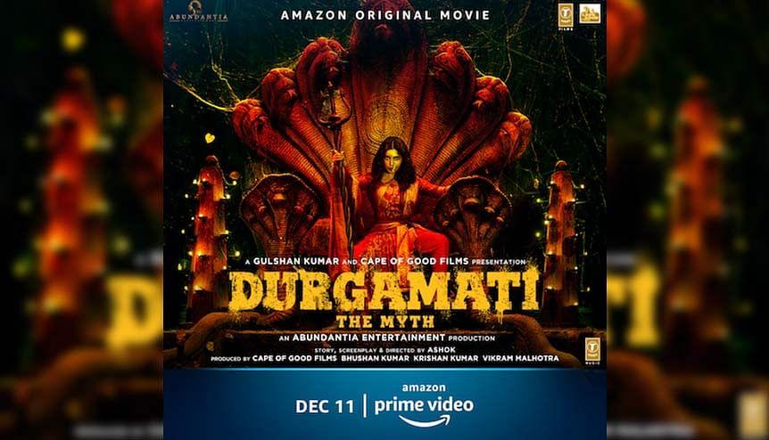 Bhumi Pednekar headlines Amazon's new conspiracy thriller 'Durgamati'