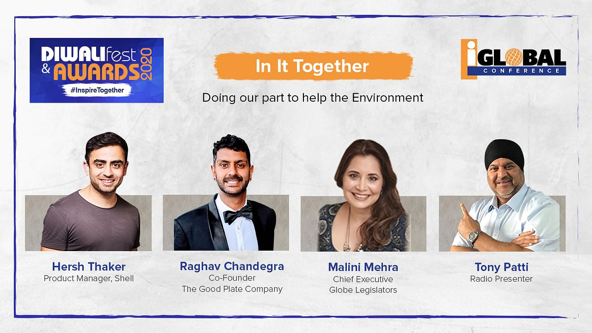 iGlobal Conference: In It Together – Doing our part to help the environment