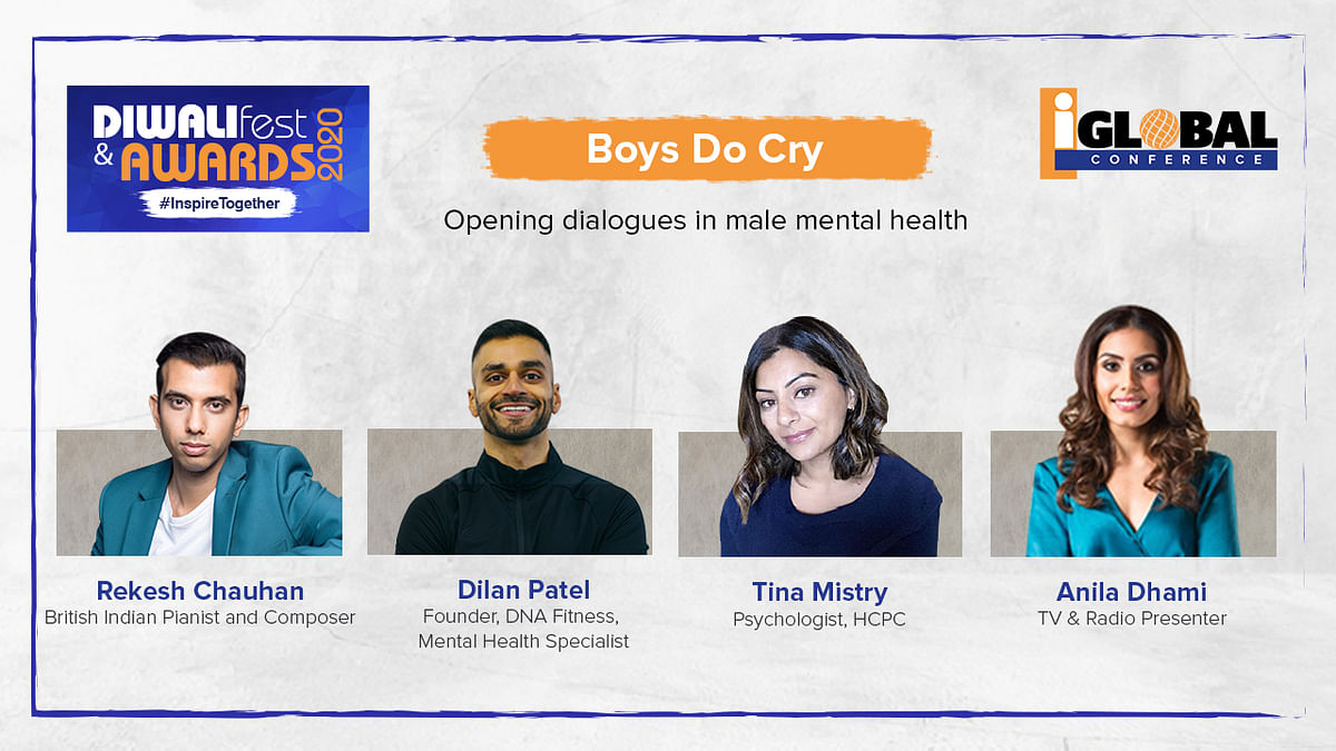 iGlobal Conference: Opening dialogues in male mental health