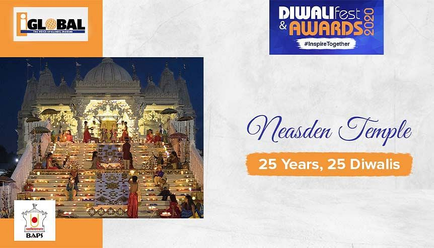 FaithTech Series: Neasden Temple's 25 years of Diwali and ISKCON's Pandava Sena